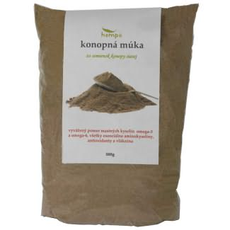 Konopn mka 500 g 