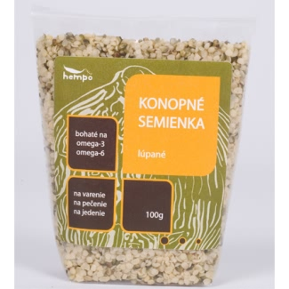 Konopn semienka lpan 500g 